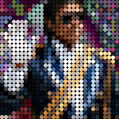 Michael Jackson Yoni Alter from The Glug Creative Mashup October 2014 London Cargo Shoreditch