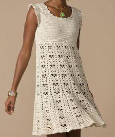 Brasil Tricô & Crochê - Orders made by hand - Encomendas feitas a mão.: Vestidos crochê