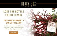Lose The Bottle and Win With Black Box Wines #LoseTheBottle