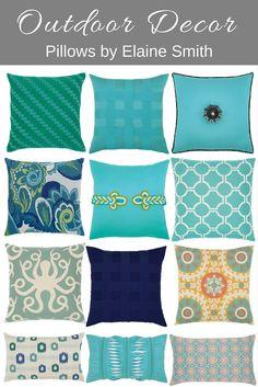 Elaine Smith Pillows Octoplush Spa   20 | Outdoor Furniture | Pinterest |  Spas And Pillows