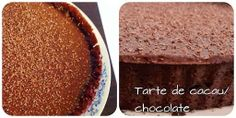 MaryCookie: Tarte de Cacau/Chocolate