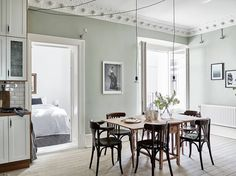 A Swedish Home with Neutral Colors | Rue