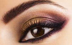 10 Steps Smokey Eyes Makeup Tutorial #BeautyTips #Makeup #eyesmakeup