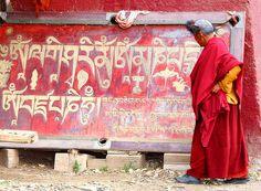 Travel Tibet approval, Tibet by reurinkjan, via Flickr