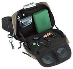 Image of JW Outfitters Deluxe Trout Chest Pack