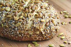 Seeded Oat Bread - Healthy Bread in Five Minutes  This looks so easy to make.  Going to try it this weekend.