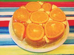 Rosace à l'orange