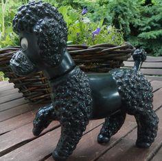 Hund DDR Pudel Hund mit Wackelaugen Spielzeug Kult Ostalgie Kult | eBay