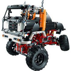 LEGO Technic Rock Crawler Building Set