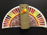 Toilet Paper Turkey from www.childrens-ministry-deals.com