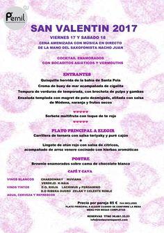 SAN VALENTIN 2017 Reservas al 966 61 33 03 y en reservas@restaurantepernil.com  #sanvalentin #sanvalentin2017 #enamorados #elche #elx #alicante #santapola #restaurante #restaurantes