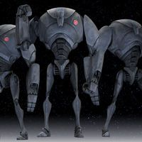 Star Wars movies, characters, and spin-offs are catalogued in Wookieepedia, a comprehensive database that anyone can edit. Droides Star Wars, Star Wars Canon, Star Wars Droids, Star Wars Ships, Star Wars Rebels, Fantasy Star, Sci Fi Armor, Battle Droid, Star Wars Costumes