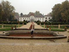 Széchenyi kastély itt: Nagycenk, Győr-Moson-Sopron