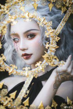 Punk Fashion, Lolita Fashion, Fantasy Photography, Portrait Photography, Lolita Makeup, Character Inspiration, Character Design, Lolita Cosplay, Aesthetic People