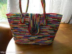 How to make plastic bagbag-1