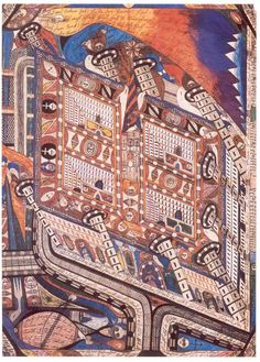 The term outsider art was coined by art critic Roger Cardinal in 1972 as an English synonym for art brut , a label created by French artist Jean Dubuffet to describe art created outside the boundaries of official culture; Dubuffet focused particularly on art by those on the outside of the established art scene, such as psychiatric hospital patients and children.[1][2]