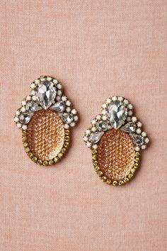 Westminster Earrings from BHLDN