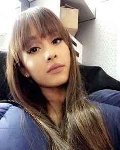 January 9: Ariana via snapchat