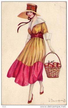 BOMPARD S. - femme. (47013)