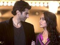 Cute Couple in Bollywood Aashiqui 2