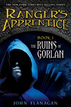 The Ruins of Gorlan: Book One of the Ranger's Apprentice Series by John A. Flanagan.  There are 12 books in this fantasy fiction series.  My boys have not read them, but my nephews are devouring the entire set!