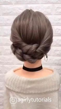 Step By Step Hairstyles, Easy Hairstyles For Long Hair, Creative Hairstyles, Braids For Long Hair, Natural Hairstyles, Box Braids, Curly Hairstyles For Prom, Easy Upstyles For Medium Hair, Braid Hairstyles