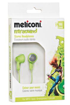 Auricolari audio Meliconi