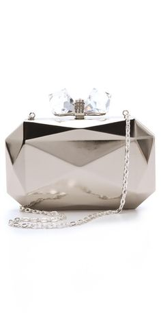 Overture Judith Leiber Danielle Faceted Clutch, LOVE!!!!