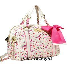 betsey johnson handbags | Betsey Johnson handbag is a fashion icon each season; every woman love ...
