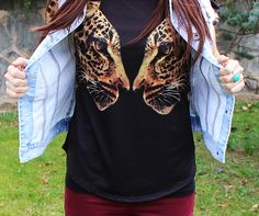 http://lauraimoda.wordpress.com #Pimkie #Pantalon #Tee-shirt #Veste #chapeau #Chaussures