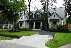 Front Elevations - traditional - Exterior - Houston - Sullivan, Henry, Oggero and Associates, Inc.