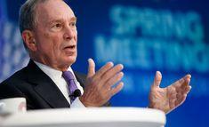 Michael Bloomberg toivoo Yhdysvaltain vielä palaavaan Pariisin ilmastosopimukseen.