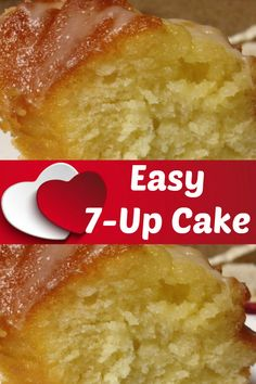 Made with a cake mix, pudding and 7-UP. Topped with a lemon glaze. Moist and delicious. An easy recipe to make.