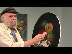 "The Beauty of Oil Painting, Behind the Scenes, Episode 1, ""Rose Elegance"" - YouTube"