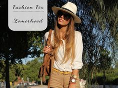 Fashion Fix: zomerhoed