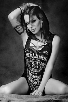 Removed jack daniels naked chick that necessary