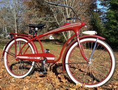 Discussion forums about classic and antique bicycles. Old Bicycle, Bicycle Pedals, Old Bikes, Vintage Menu, Vintage Bicycles, Banana Seat Bike, Antique Bicycles, Classic Bikes, Custom Bikes