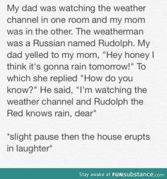 Rudolph joke
