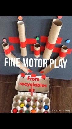 Recycle fun