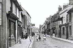 West Street Havant circa 1910