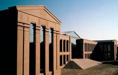 Swift Headquarters | Ricardo Bofill Taller de Arquitectura | Archinect