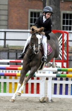 z- Horse Jumping - Child (1)