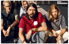 Foo Fighters Portrait Wasting Light Dave Grohl Music Poster 11x17