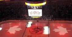An NHL Team Honors Canadians Injured In Ottawa Shooting With a Tribute.