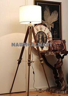 Nauticalmart Vintage Classic Tripod Floor Lamp NAUTICALMART https://www.amazon.com/dp/B01M4IDDD0/ref=cm_sw_r_pi_dp_x_1Y61ybC4CX27R