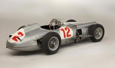 The legendary 1954 W196 R #SilverArrow driven by Fangio, Herrmann, & Kling just sold at the Goodwood Festival of Speed for £17.5 million.11-7-2013