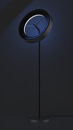 Torus - The Electric Fan Without Motor by Byeongjun Kim Id Design, Design Trends, House Design, Modern Tech, Electric Fan, Design Language, Air Purifier, Industrial Design, Lighting Design