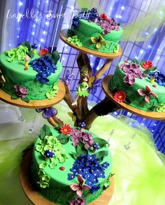 $25. #daisys fairy cake    Like, repin, share!  Thanks!    Visit http://15sphere.com/