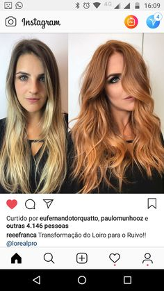 Hair Color Blonde Highlights Red 15 Ideas For 2019 Blonde hair models – Hair Models-Hair Styles Red To Blonde, Blonde Color, Ginger Blonde Hair, Auburn Blonde Hair, Reddish Blonde Hair, Copper Blonde Hair, Ginger Hair Dyed, Ginger Ombre, Gold Hair