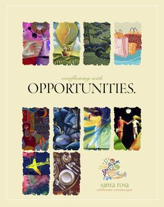 Overflowing with Opportunities